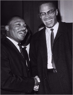 essays on martin luther king jr and malcolm x Free essay: malcolm x and dr king also shared the opinion that the current political system in the united states needed reform dr king and malcolm x.